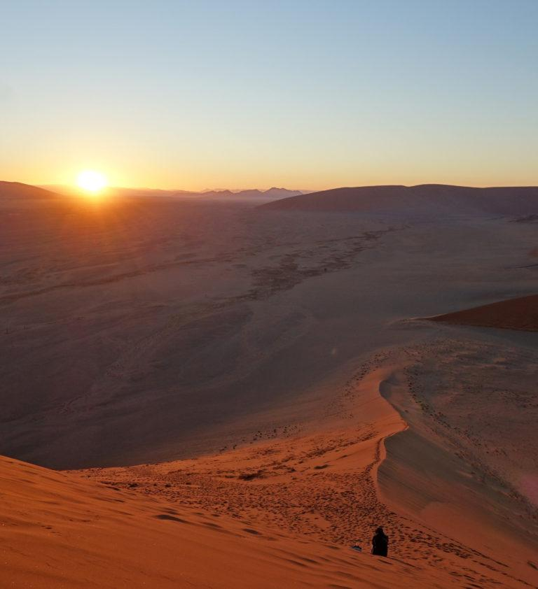 Camping Adventure in Namibia